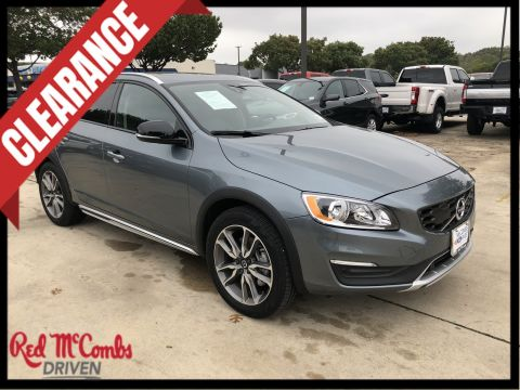 Pre-Owned 2018 Volvo V60 Cross Country 4DR WGN T5 AWD